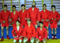 ورزشکاران تیم جوانان سامبوی افغانستان از مسکو دیدن نمودند