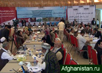 نشست توسعه اقتصادی شمال، در بلخ برگزار شد