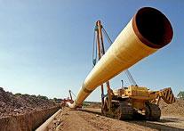 امضاء موافقتنامه خرید و فروش گاز بین ترکمنستان و افغانستان